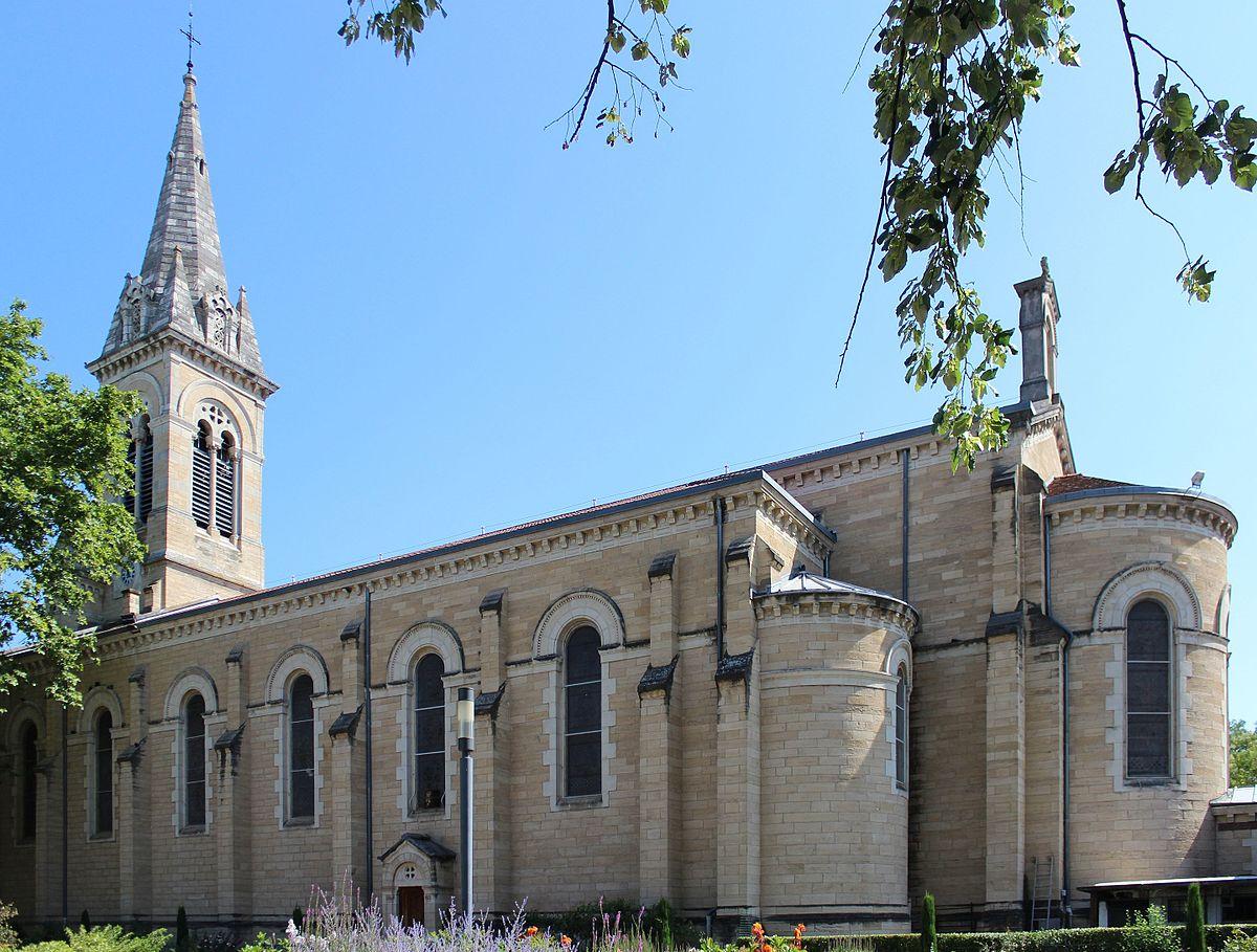 Paroisse Montchat - Notre Dame du Bon Secours