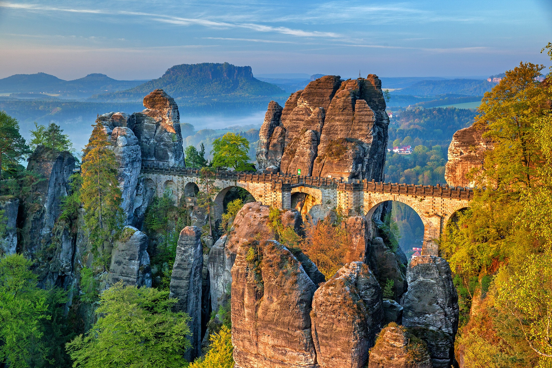 Le pont du lien